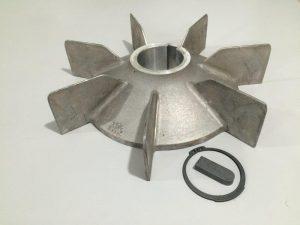 Ventiladores de Alumínio