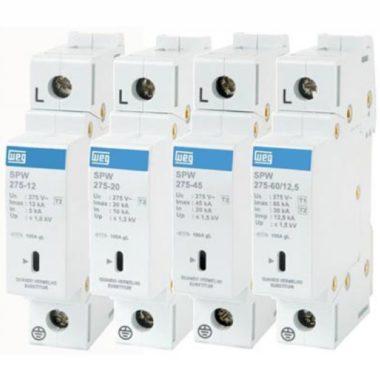 Controls – Dispositivos de proteção contra surtos SPW – WEG