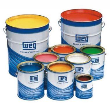 Tintas Líquidas – Industriais WEG