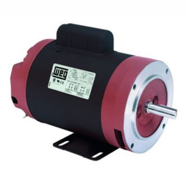 "Motor Elétrico WJet Pump – Capacitor de Partida – Forma ""C"" WEG"