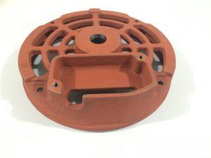 Tampas Dianteiras WEG para Motores Monofásico